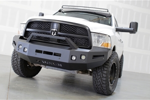 BRAND NEW: Magnum Bumpers for the 2009-2012 Dodge Ram LD With Parking Sensors