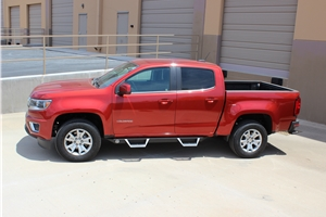 BRAND NEW: Magnum RT Steps for the 2015 Chevy Colorado & GMC Canyon, Extended Cab & Crew Cab Trucks