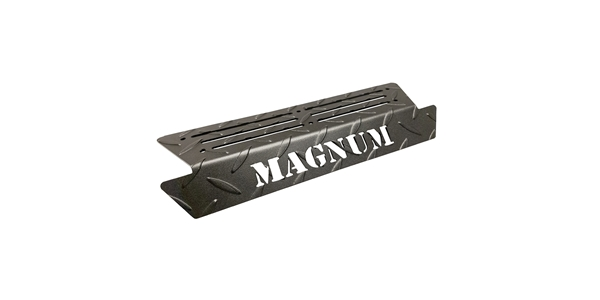 Replacement Step Pads with Magnum Logo for the Magnum RT Steps.