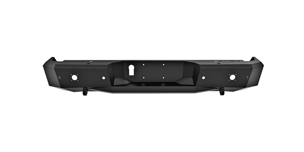 Magnum Rear Bumpers are the most stylish and smartly-designed steel replacement bumpers on the market!