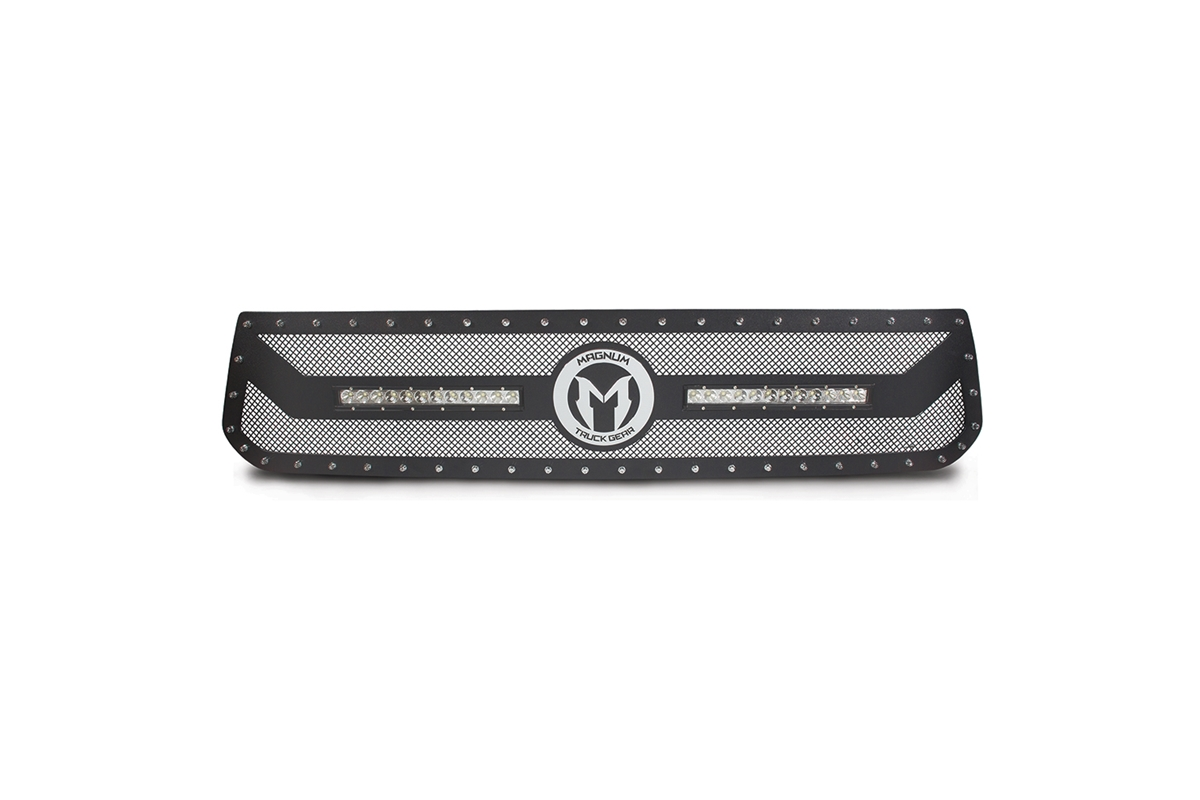 Magnum Toyota Grille - CL Series LED Grille