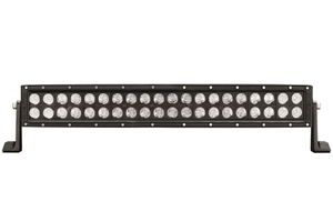 KC HiLiTES C-Series LED Light Bars feature bright and efficient CREE LEDs with combo 12° Spot and 30° Spread reflectors.