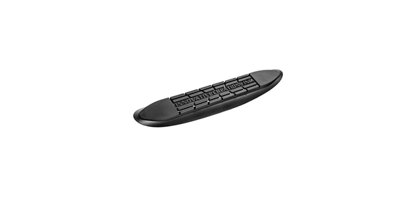 "ICI Nerf Bar Replacement Step Pad - Black 3"" New Style"