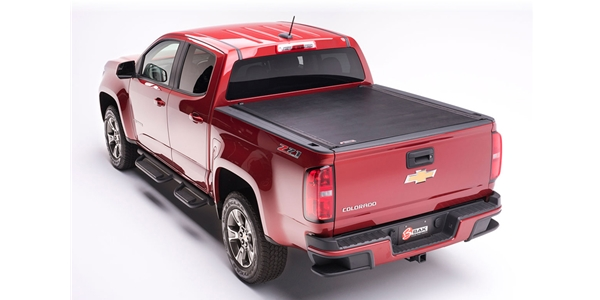The all-new and improved Revolver X2 is a hard rolling tonneau cover that offers tough security, ingenious mechanical locking rails, and a flush, no profile design