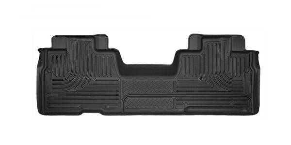 Husky Liners X-act Contour floor liners are engineered and designed to fit your SUV or truck's complex curves exactly.