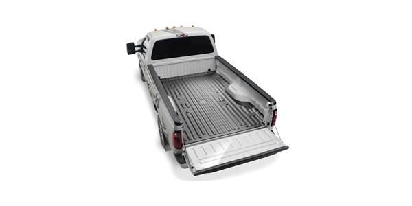 The WeatherTech Techliner is the easiest to install, custom-fit solution for protecting and preserving pick-up truck beds.