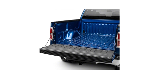 The WeatherTech Tailgate Liner is the easiest to install, custom-fit solution for protecting and preserving your truck's tailgate.