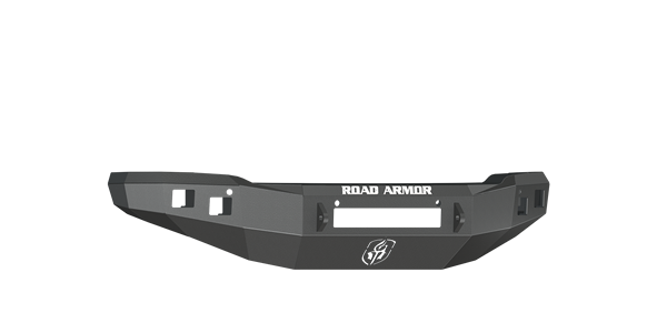 Road Armor Stealth Front Bumpers offer a sleek design that conforms and compliments the lines of the vehicle.