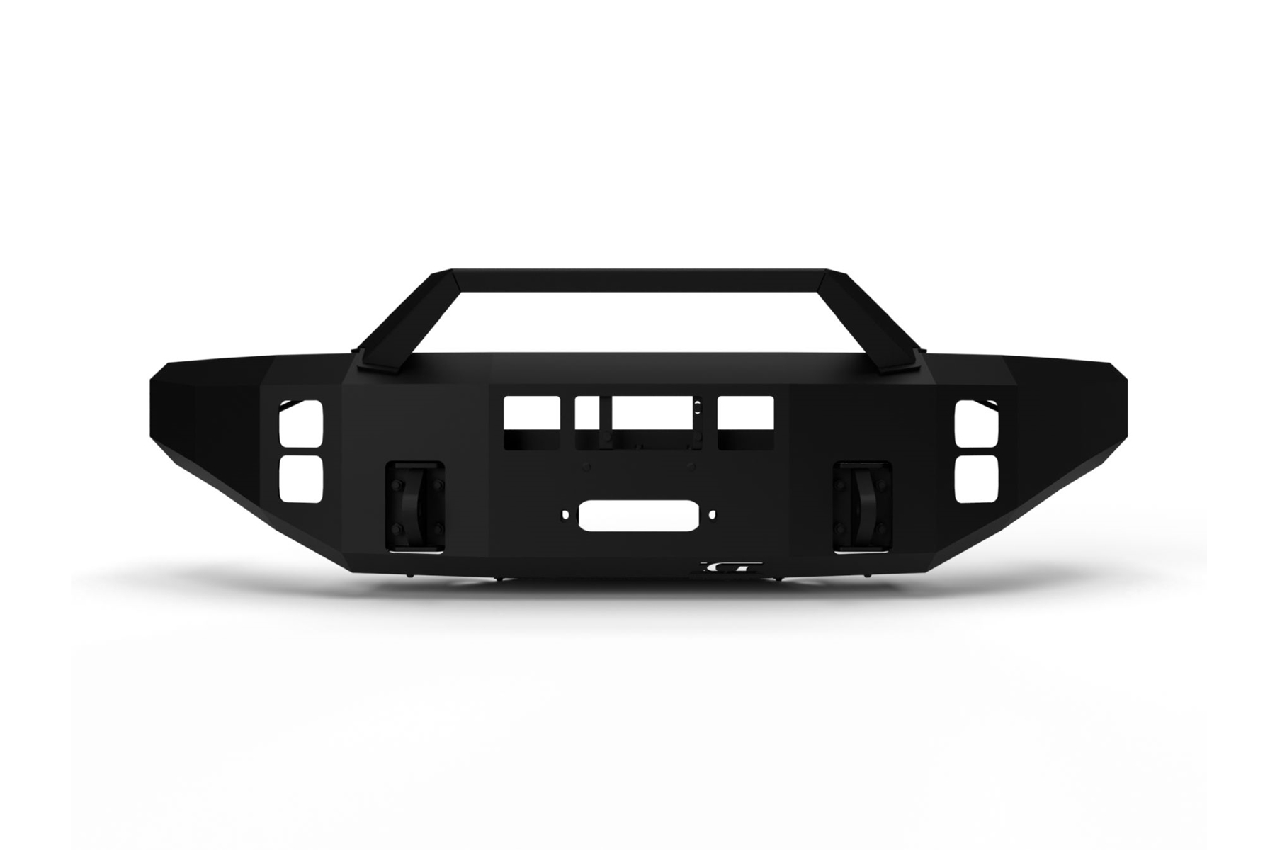 Magnum RT Series Heavy Duty Front Bumper