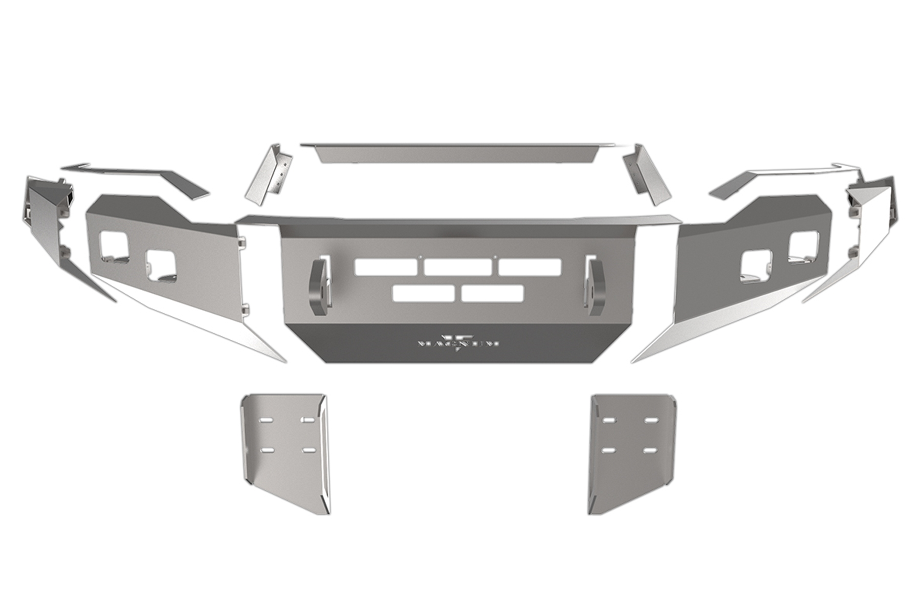 YouFAB Heavy Duty Front Bumpers